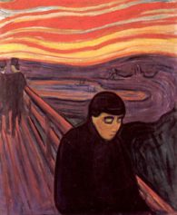 Edvard_Munch. Despair (1894). Per Rilke-2