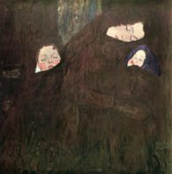 Gustav Klimt. Mother with Children (1909). Per a Rilke 2