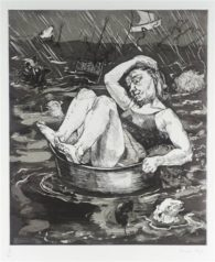 Paula Rego. Flood.