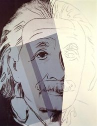 Albert-Einstein_Andy-Warhol-1989